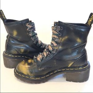 Dr Marten Clemency Distresses Boot 6.5